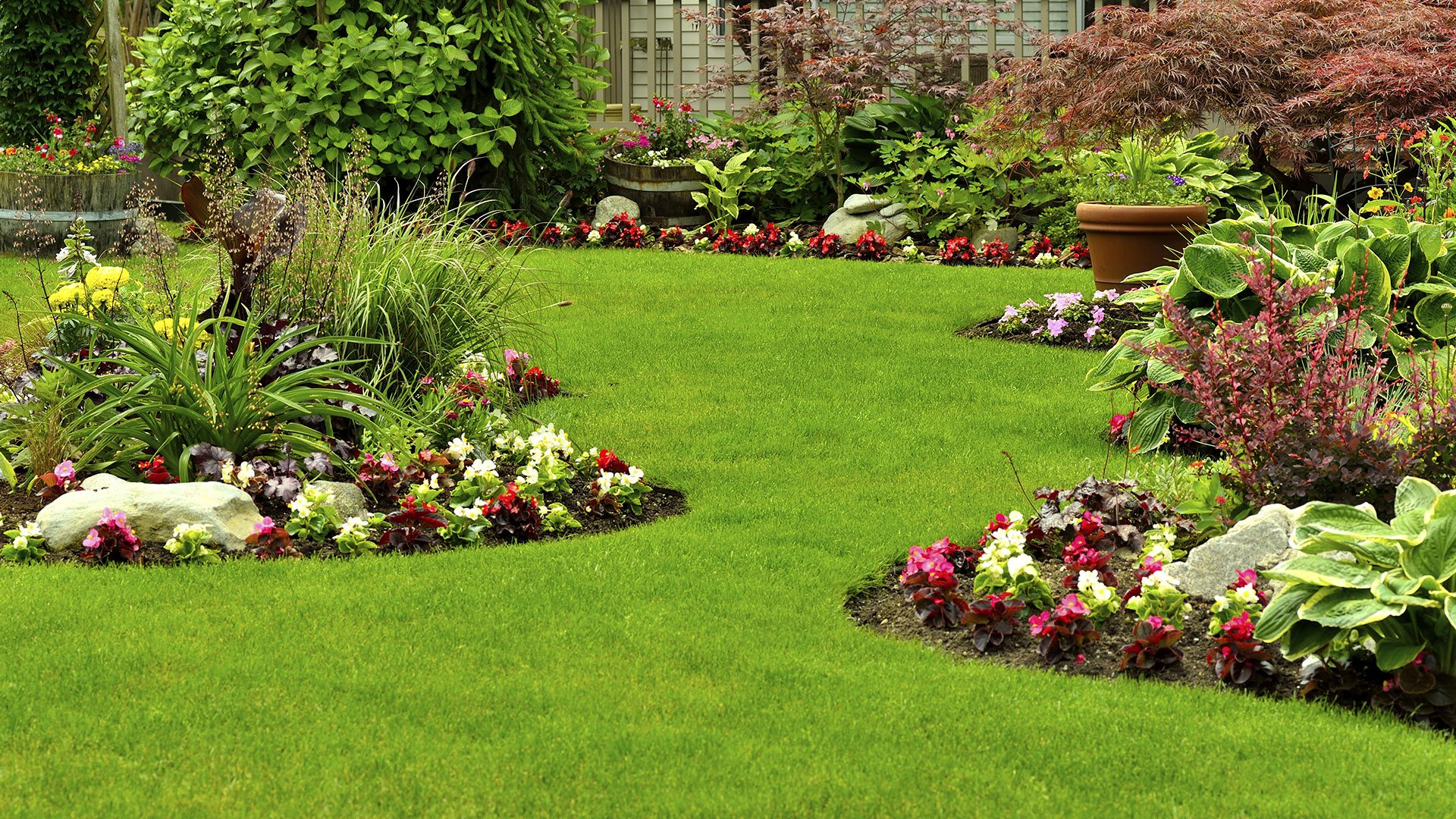 Exceptional Home | Staten Island Landscaping, Lawn Care And Yard Clean Ups